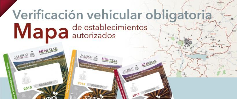 Verificación Vehicular Obligatoria