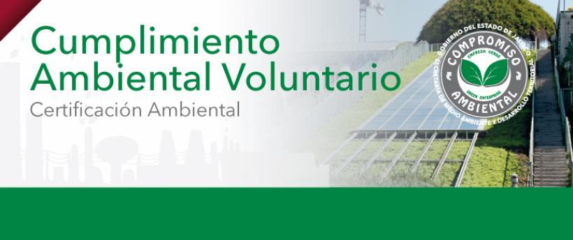 cumplimiento ambiental voluntario