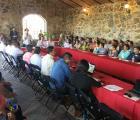 Coordina SEMADET acciones para reforestar el Cerro de la Reina